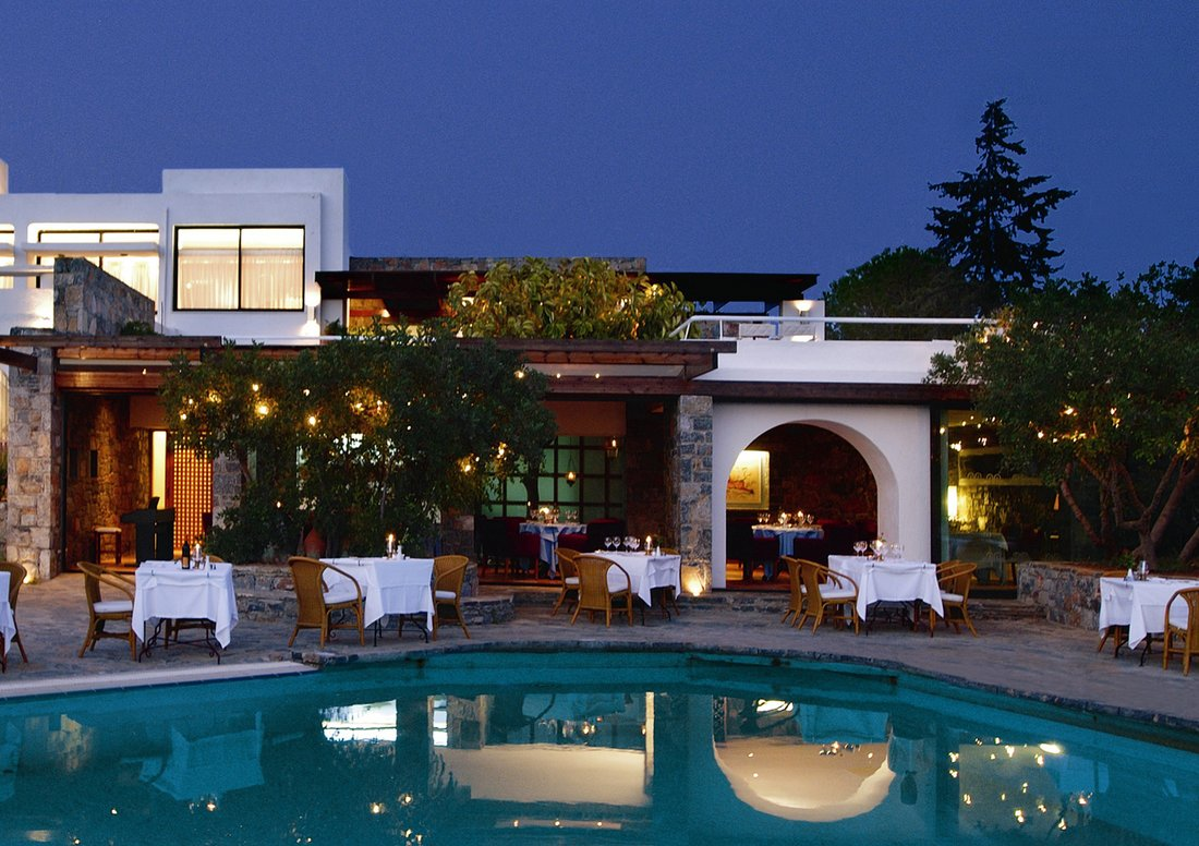 St Nicolas Bay Resort Thalassa Villas Luxushotels