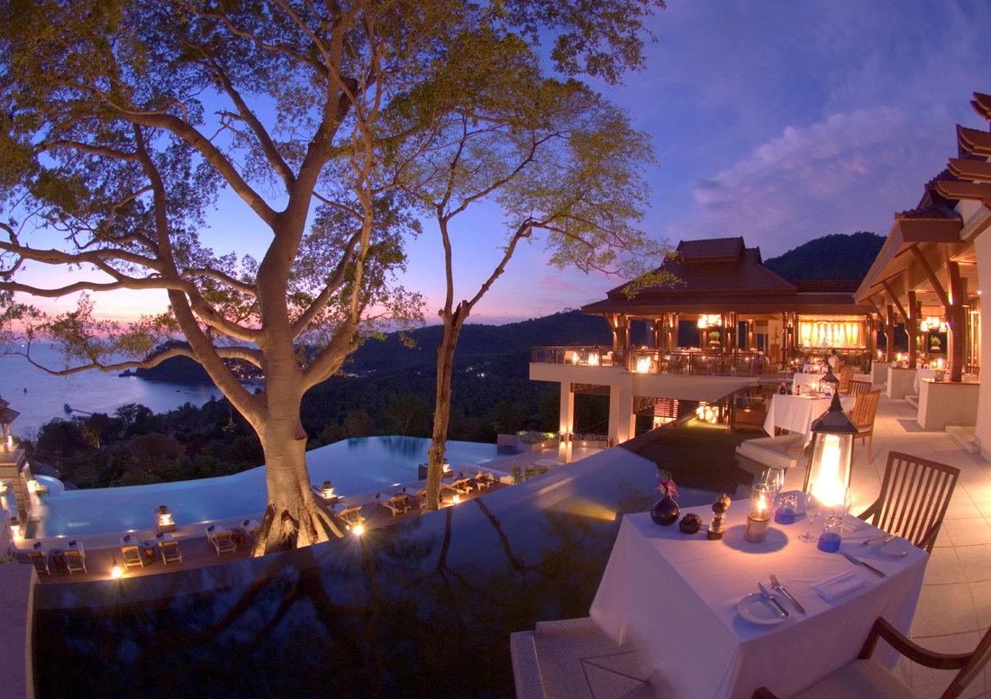 the pimalai resort luxus hotel koh lanta thailand. Black Bedroom Furniture Sets. Home Design Ideas
