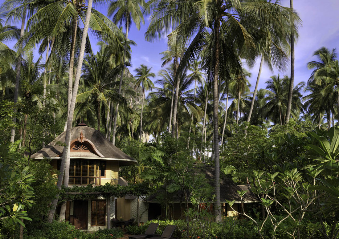 rayavadee luxus hotel krabi thailand s dostasien. Black Bedroom Furniture Sets. Home Design Ideas