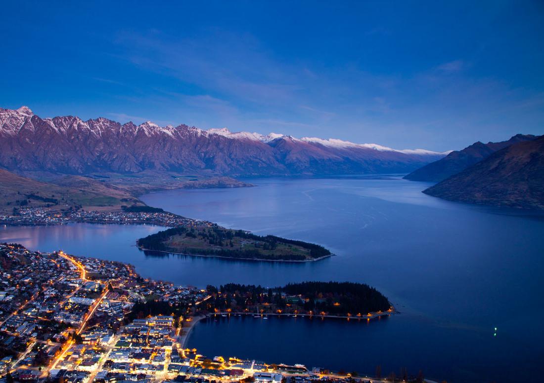 Video Neuseeland Twitter: Lake Wanaka
